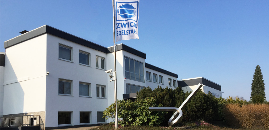 Zwick Edelstahl Verwaltungsgebäude